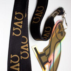 Drake OVO Custom Lanyard