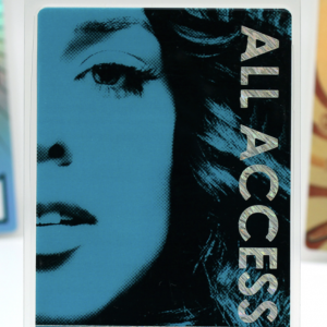 Alicia Keys Pouch Laminate