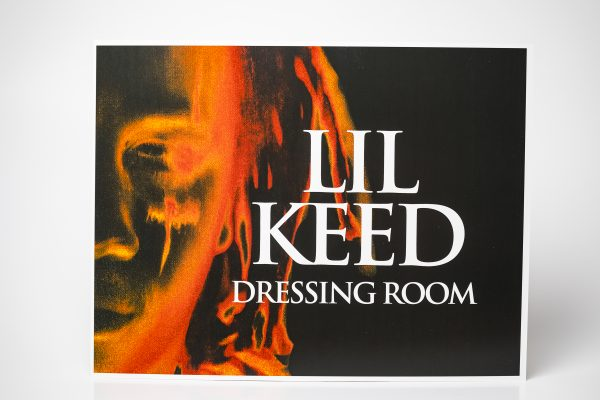 Lil Keed Door Sign
