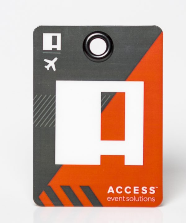 Access Luggage Tags