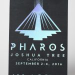 Hot Stamp Foiled Pharos Festival Laminate