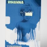 Hot Stamp Foiled Rihanna Tour Laminate