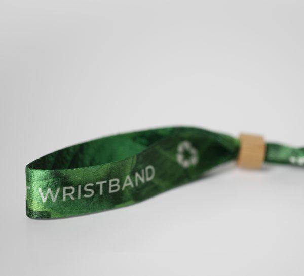 Eco Friendly Custom Cloth Wristbands
